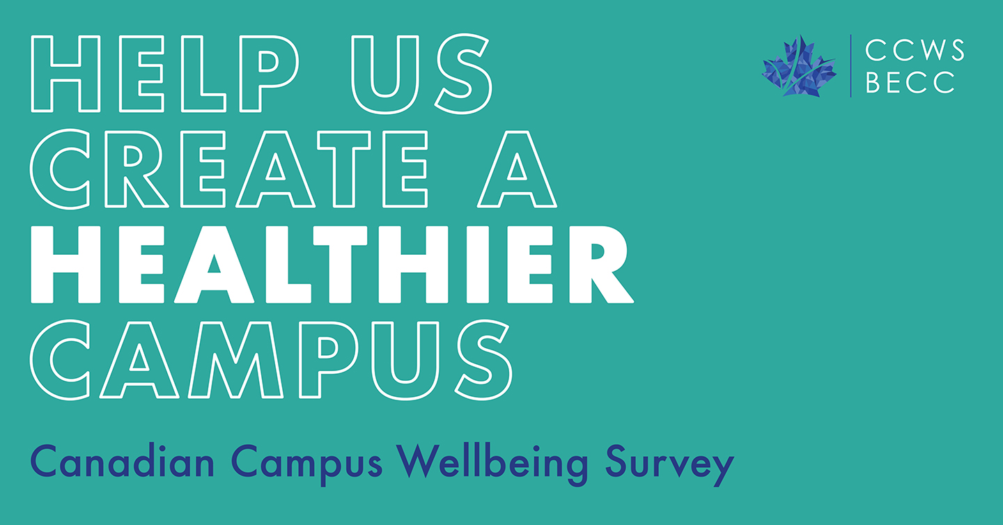 Canadian Campus Wellbeing Survey