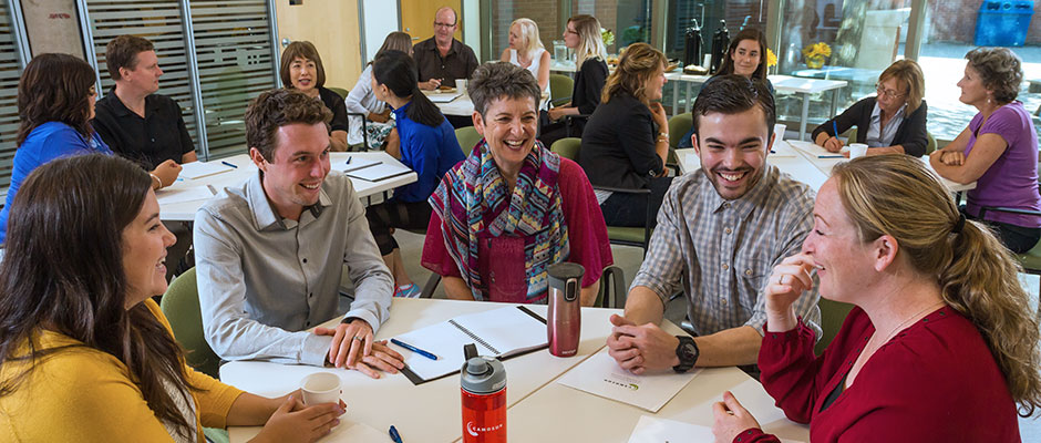 Working together to improve teaching and learning at Camosun