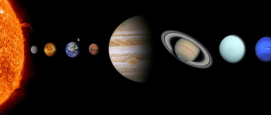 Astronomy - planets