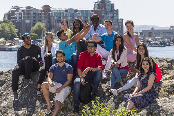 Camosun Learning experience